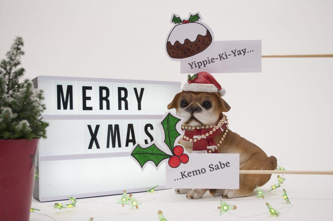 Unbloq Christmas Self-promotion 2017